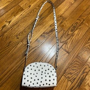 Love & Lore Crossbody Dotted Purse 😍